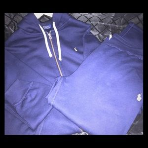 Polo Ralph Lauren Fleece Jacket & Pants